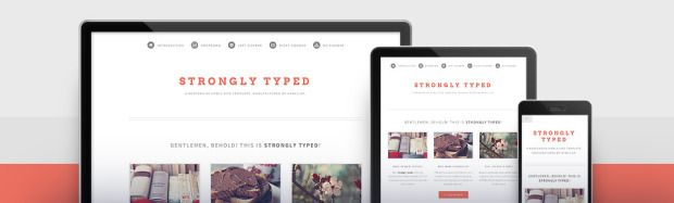 10 Cool HTML5 Templates for FREE