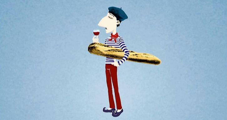 Que mange-t-on en France ? Au delà du fromage, du vin et de la traditionnelle baguette, faisons un petit tour des habitudes alimentaires des Français.  Infographie France 2 du 13.09.2015