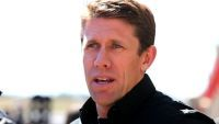 Carl Edwards says he has no plans of returning to NASCAR racing.