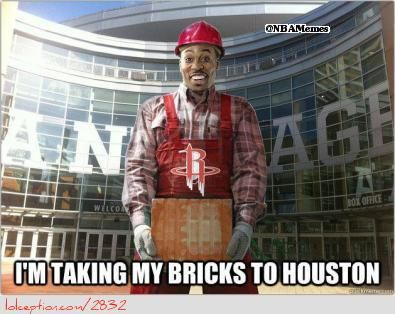 Dwight Howard has arrived in Houston! - http://nbafunnymeme.com/nba-meme/dwight-howard-has-arrived-in-houston