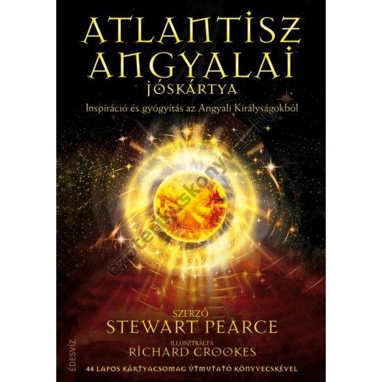 Stewart Pearce: Atlantisz angyalai jóskártya