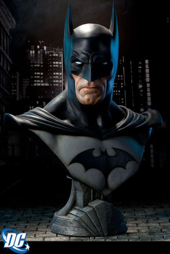 Batman Life-Size Bust $679.99