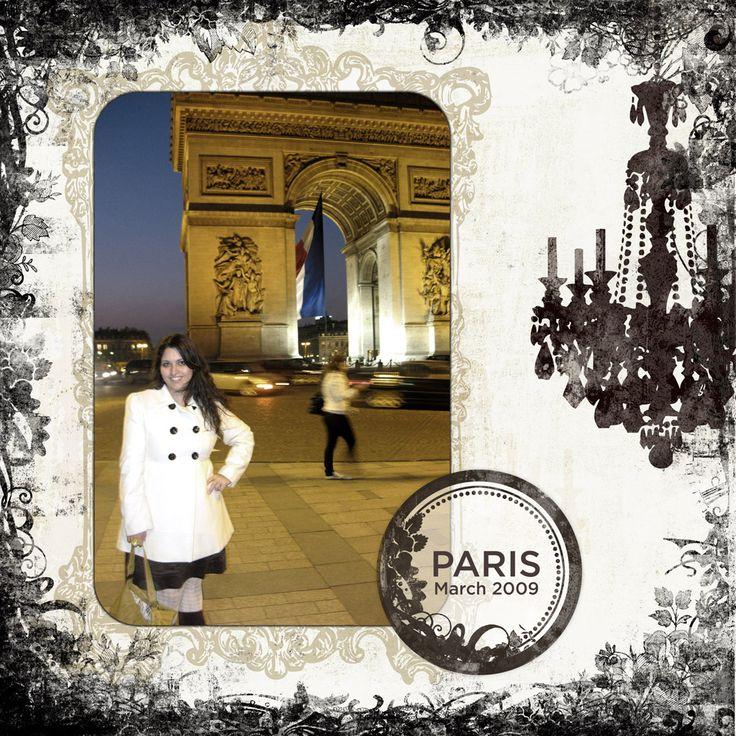13 best images about paris scrapbooking on pinterest - Boutique scrapbooking paris ...