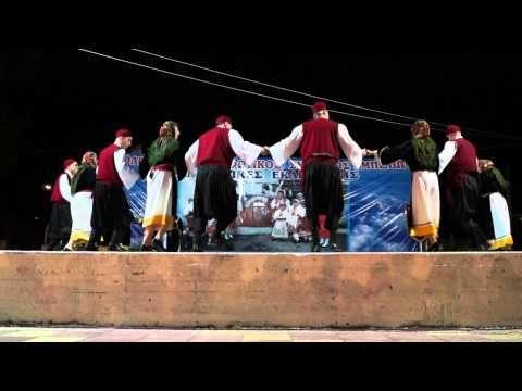 Νησιά - Χορός: «Μεσσαρίτικος» Κύθηρα - YouTube