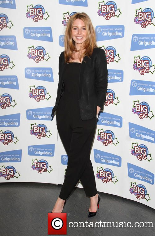 Picture - Stacey Dooley at Liverpool Echo Arena Liverpool United Kingdom, Saturday 31st May 2014 | Photo 4224180 | Contactmusic.com