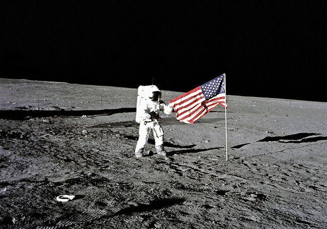 Viaje a la Luna.