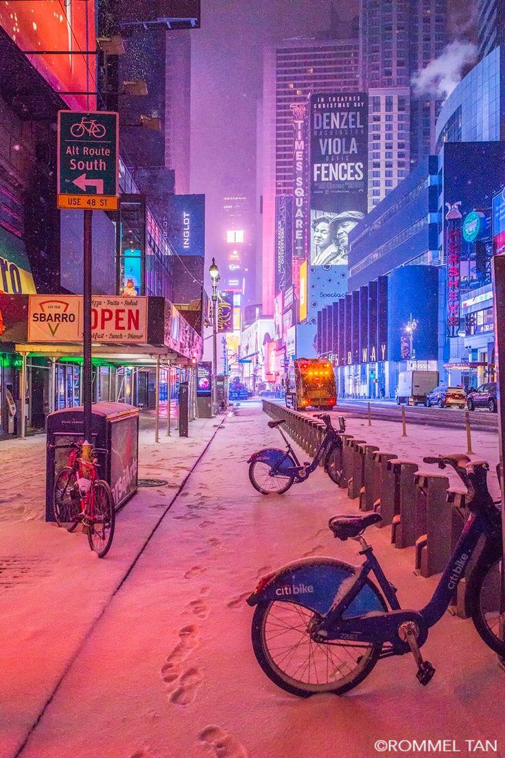 Times Square by Rommel Tan @rtanphoto | newyork newyorkcity newyorkcityfeelings nyc brooklyn queens the bronx staten island manhattan