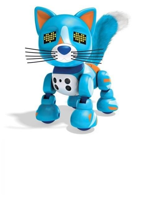 Zoomer Meowsies Patches Kitty Interactive Toys For Girls