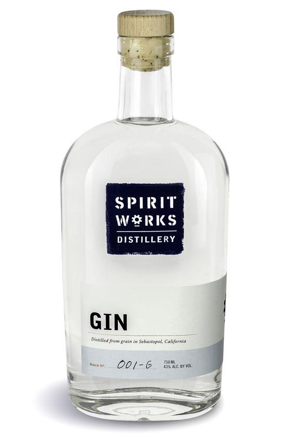 spirit works gin
