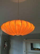 vintage light george Nelson bubble cocoon light lamp original iconic 1950s 60s