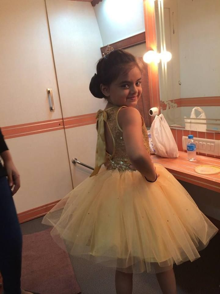 Little Princes Ruhanika Dhawan