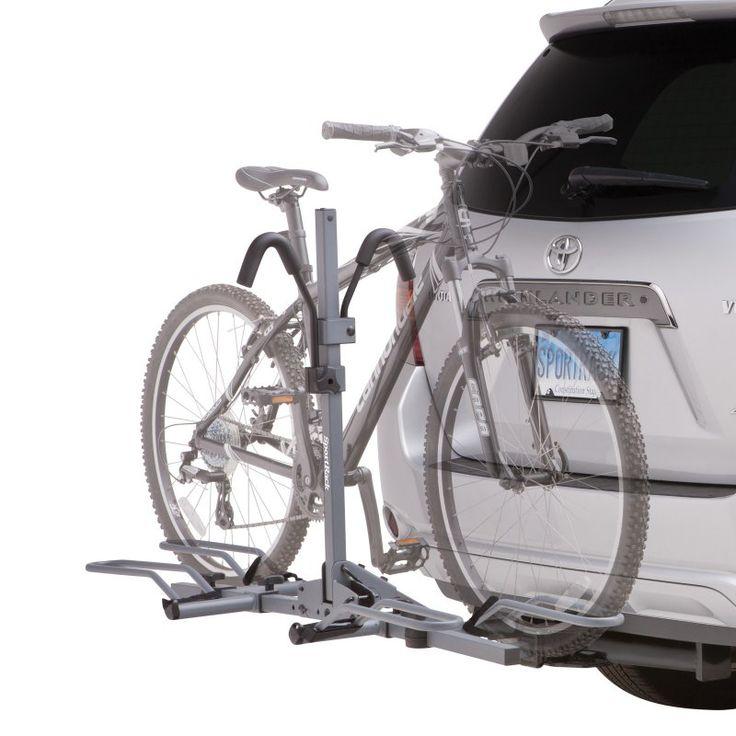 SportRack SR2901 2-Bike Tilting Platform Hitch Rack - SR2901
