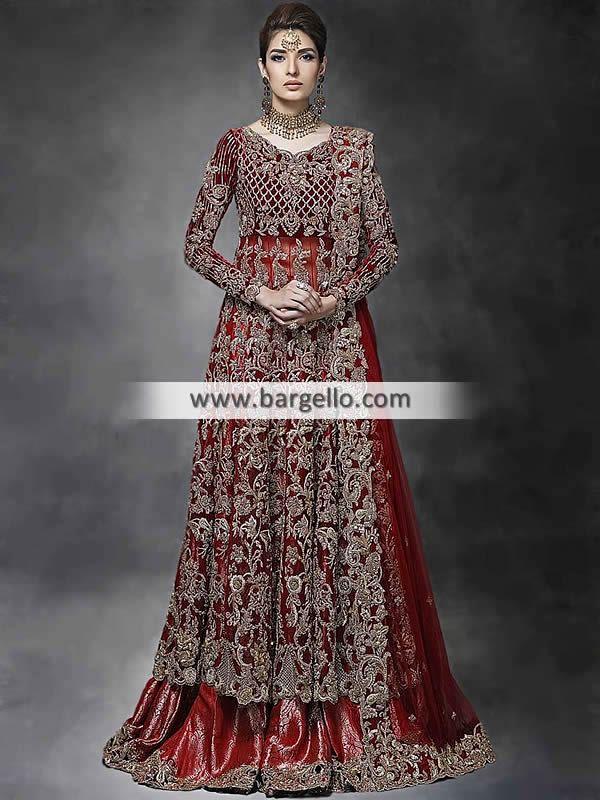 725879c56250 Rosewood Gladiolus Lehenga Traditional Bridal Lehenga Indian Latest  Pakistani Designer Lehenga in Traditional Color Women > Dresses > Bridal  Wear > Charm ...
