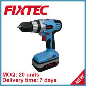 Fixtec 18V Ni-CD Battery Cordless Power Drill Motor on Made-in-China.com