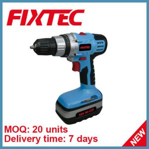 Fixtec 18V Cordless Drill of Power Tool Hand Tool (FCD01801) on Made-in-China.com