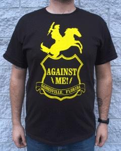Against Me cowboy shirt $14