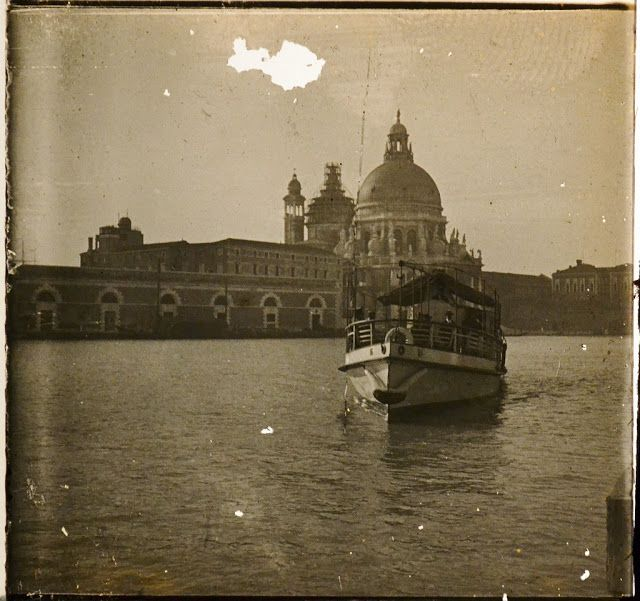 San Maria del Salute, Grand Canal, Venice