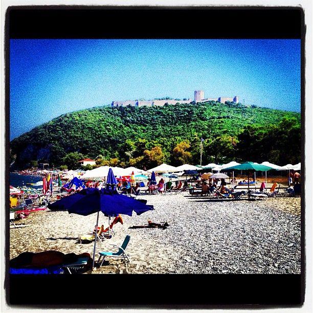 Heraklia camping, Panteleimonas beach, Pieria