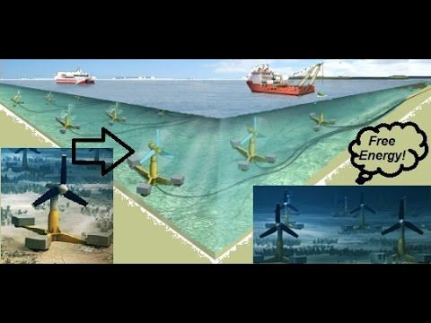 #Good shit...Share this...Coming Soon: The World's Largest Tidal Power Plant