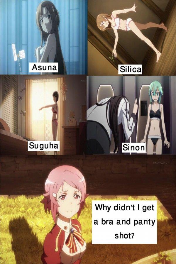 Feminism, the Japanese way, anime: sword art online