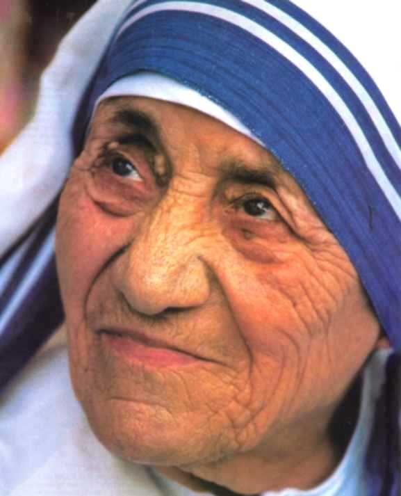 sister nirmala joshi | La BEATA MADRE TERESA DI CALCUTTA, Fondatrice delle Missionarie della ...