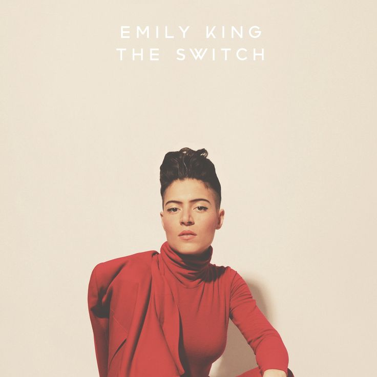 EMILY KING / The Switch [2015]