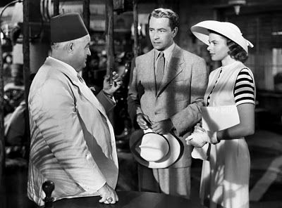 Eight Favorite 1940s Movies for Fashion
