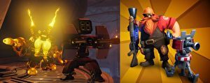 Paladins open beta launch trailer reminds us a lot of Overwatch