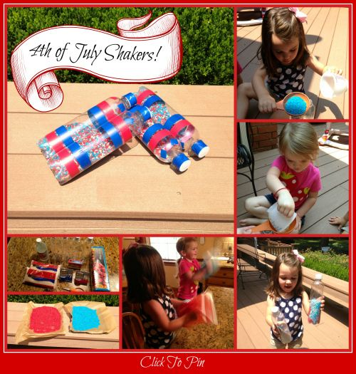 4th of July Kids' Craft Tutorial
