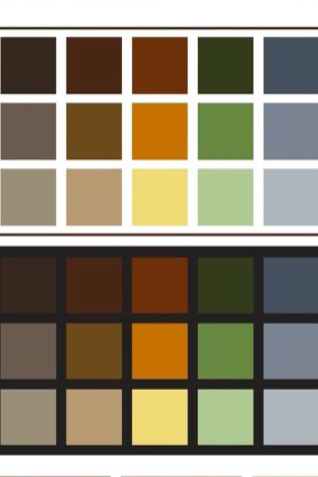 Earth Tones   Color schemes   Pinterest