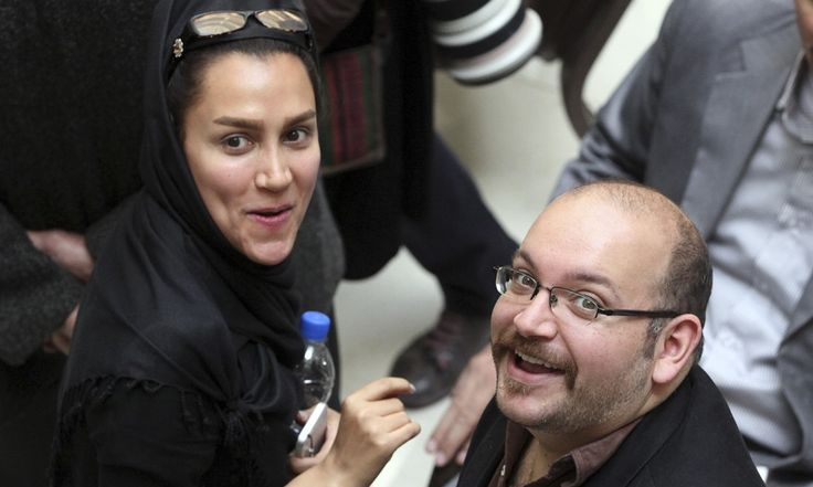 Iran releases Washington Post journalist Jason Rezaian in prisoner swap with US | World news | The Guardian  Reporter held for more than a year is freed on day nuclear deal set to be implemented, along with three other dual nationals and a student