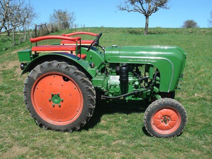 Schlepper Traktor Oldtimer Allgaier A16, Baujahr 1953- Sammlerstück in Business & Industrie, Agrar, Forst & Kommune, Landtechnik & Traktoren   eBay