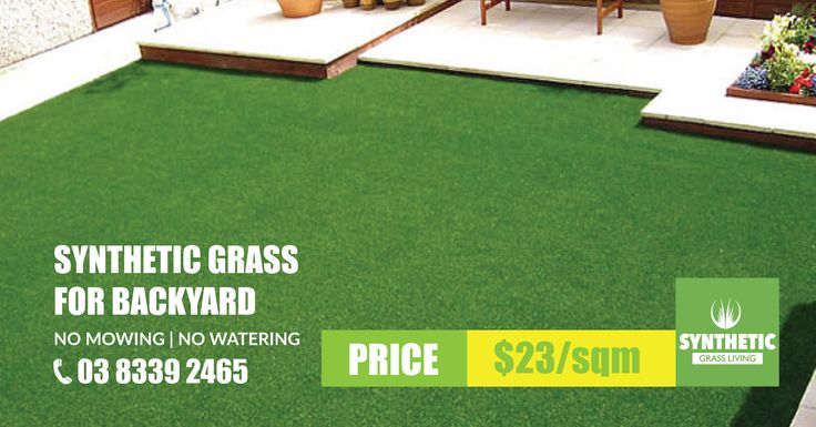 Are you thinking of installing artificial lawn at your backyard? Synthetic Grass Living are wholesaler and direct supplier of 40mm Artificial Grass in Melbourne. We only focus in product Quality, unbeatable prices and stocks availability. We supply nails, pegs and sand to complete your synthetic grass installations. Your one stop shop for everything you'll need to install artificial turf in Melbourne.