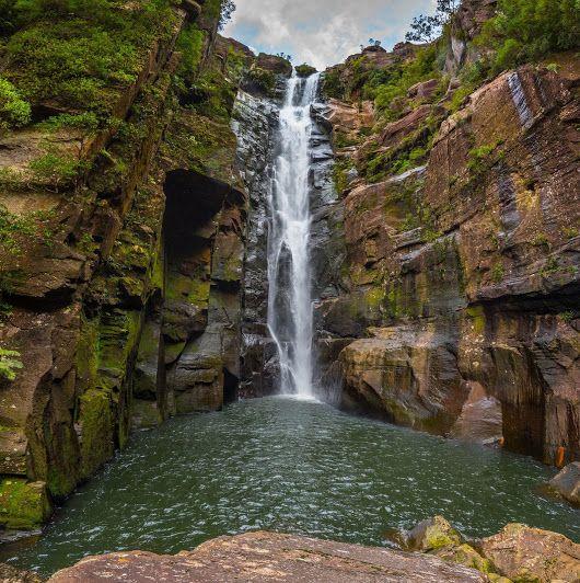Carrington falls, Budderoo National Park, Robertson NSW