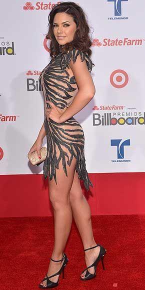 Angelica Celaya: Latin Billboard Awards 2012
