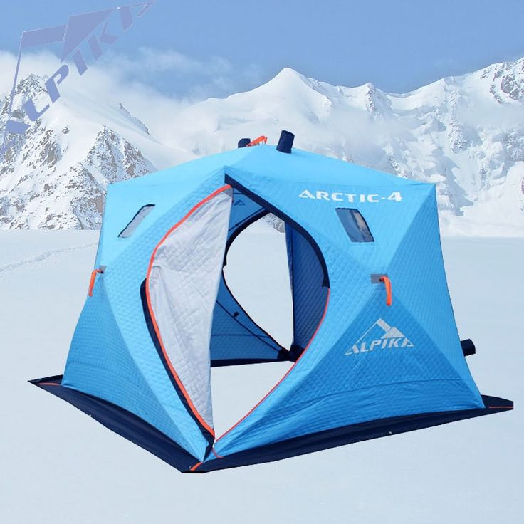 212.70$  Watch now - http://ali1et.worldwells.pw/go.php?t=32762725543 - 2016 large space 5-6 people ice fishing tent and three layers of warm oxford winter cotton tent automatic speed 212.70$