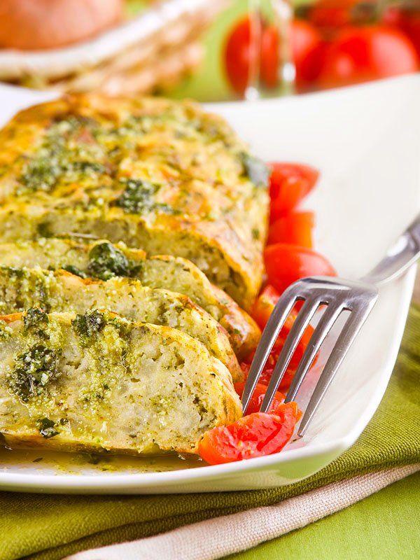 Vegetable meatloaf - Ecco a voi il Polpettone di verdure, tipico della cucina contadina povera. Se lo volete un po' più croccante e saporito, rivestitelo con una pasta brisée! #polpettonediverdure