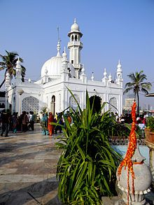 Haji Ali Dargah , although a Dargah it is almost a temple to most Mumbaikars