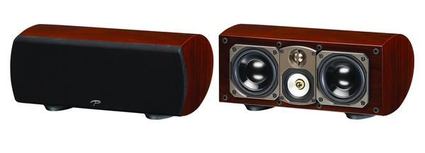 Paradigm CC-490 Centre Speaker in Rosenut