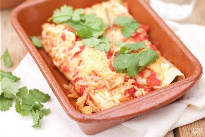 Licht en lekker Mexicaans, het recept van BonApetit!