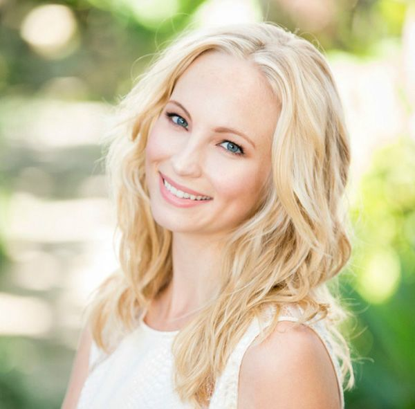 Get Candice Accola's Easy Breezy Hair