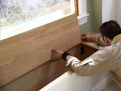 How To Build A Banquette Storage Bench Kitchen Storage