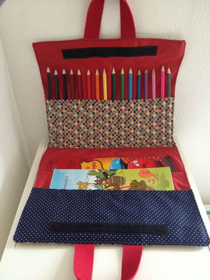 DIY Pochette dessin. (http://lafabriquedemila.canalblog.com/archives/2012/09/21/25155427.html)