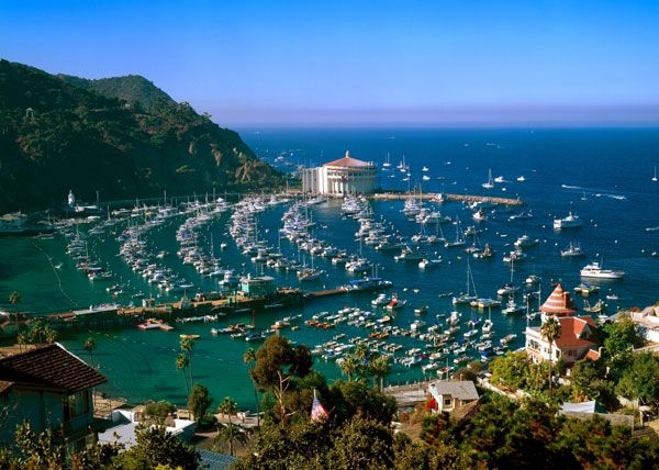 You can't forget Catalina Island!