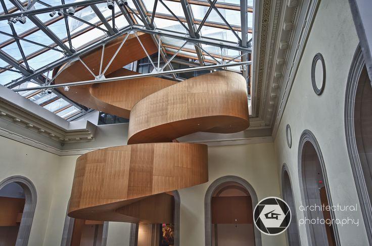 AGO - Art Gallery Of Ontario - Walker Court