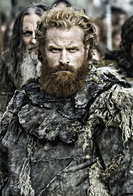 Tormund Giantsbane. My wilding crush