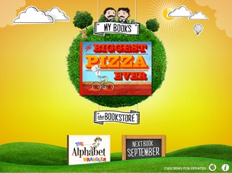 Great App that puts your kids faces into moving storybooks. Pizza book is free books are $7.99 each after that.