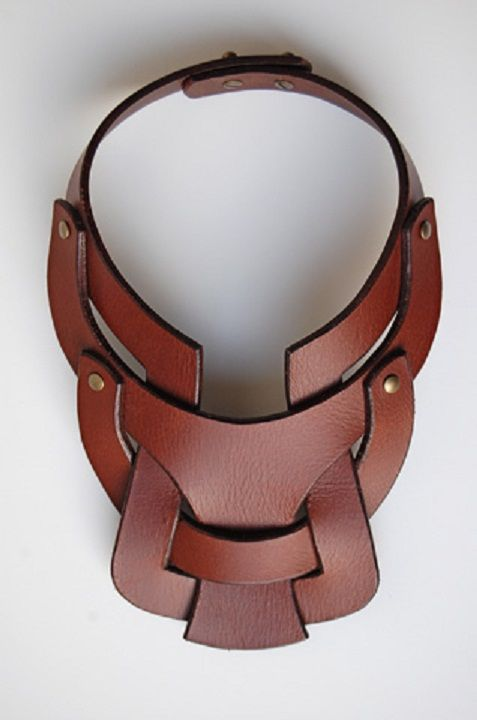 leather accessories designer - Anuk Harvey