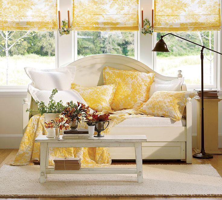 9 best Bay window living room images on Pinterest | Window dressings ...