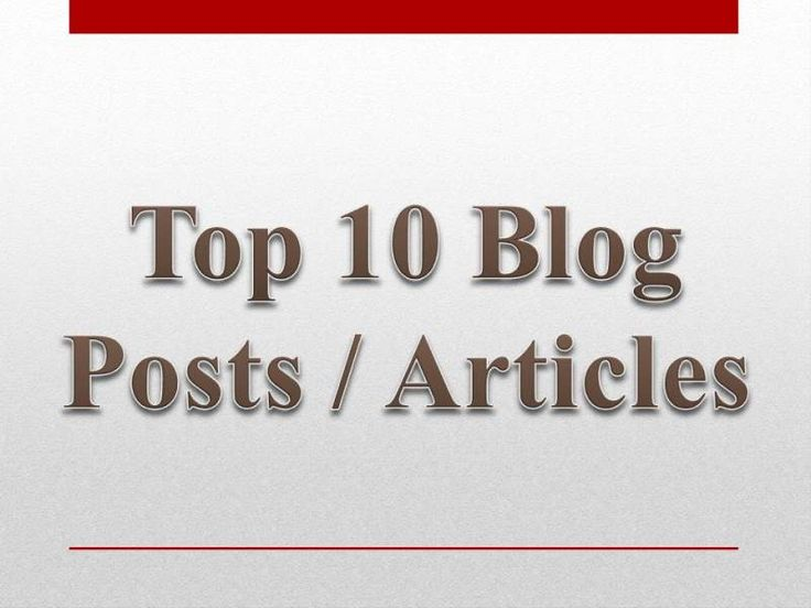 Top 10 Blog Posts / Articles August 2017  A list of our top 10 blog posts / articles over the past 30 days:  1. How Do I Unlock The Boot Of My Hyundai i20 Without Getting Out Of The Car? 2. The 6 Most Common Types Of Fuel. 3. How To Ensure That Your Tyres Are Properly Inflated.  Click here to learn more... http://adrianbriencars.com.au/blog/6059/top-10-blog-posts-articles-august-2017/